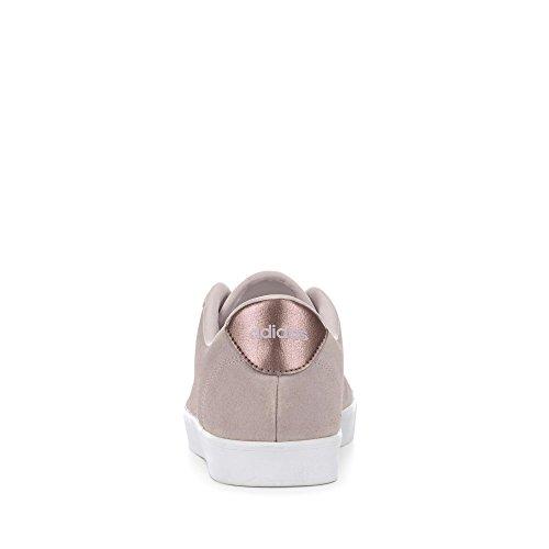 adidas CF Daily QT CL W, Chaussures de Fitness Femme Violet (Ice Purple F16/vapour Grey F16)