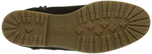 Tommy Hilfiger WERA 34B - Botas de cuero para mujer marrón - Braun (COFFEE BEAN/CUB 212)