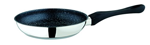 Mepra Fantasia Stone Frying Pan, 20cm, Black Review