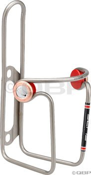 Elite Ciussi INOX Bottle Cage Stainless, One Size