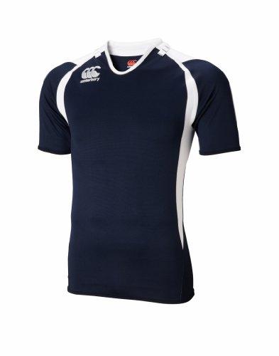 Canterbury Junior Challenge Jersey, Navy/White, Medium ()