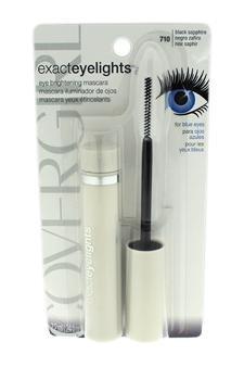 Covergirl Exact Eyelights Eye Brightening Mascara Black Sapphire 710