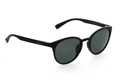 DESPADA, Made In ITALY Polarized Sunglasses for Men & Women | Glare-Free | 100% UV Blocking DS1510c4 (Matte Black, - Y In Made Sunglasses Italy