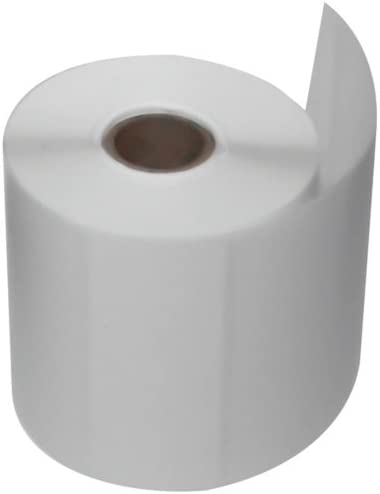 CompuLabel Direct Thermal Labels 4-Inch x 1 1/2 Inch White Roll Permanent Adhesive Perforations Between Labels 900 per Roll 12 Rolls per Carton (530774) [並行輸入品]