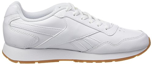 Running Zapatillas steel Glide gum White white Para Royal Reebok De Trail Blanco steel gum Hombre wEgPXq1vW