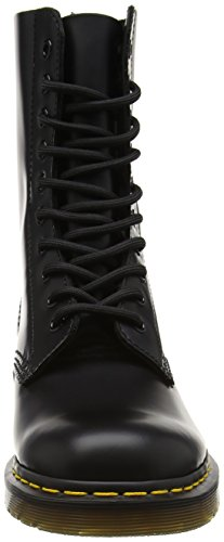 Martens Ankle Black Dr Unisex 1490 Boots Black Smooth Adult Original Zxdd6AqWwP