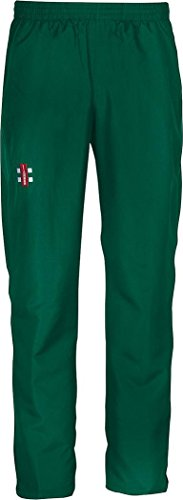 (Gray Nicolls Cricket Trouser Track Storm Green 9-10 Years)