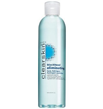 Avon Clearskin Purifying Astringent Blackhead Clearing Formula 236ml/8.0fl.oz.