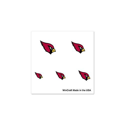 - NFL Arizona Cardinals 75843091 Fingernail Tattoos