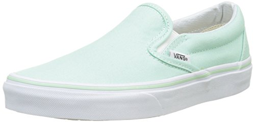 True Verde para White Vans on UA Classic Slip Zapatillas Bay Mujer qUxzRZw