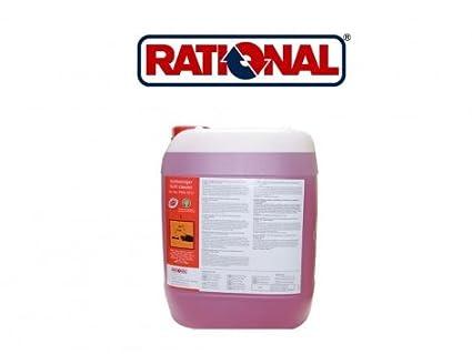 Detergente líquido horno Rational Acción fuerte COD. 9006.0153 ...