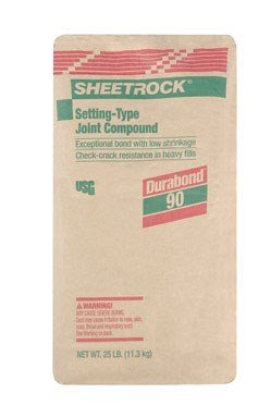 USG 381630 Sheetrock Setting-Type 85-130 Min 90 Joint Com...