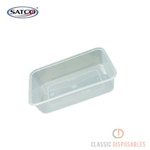 500 ml de plástico de alta resistencia apto para microondas ...