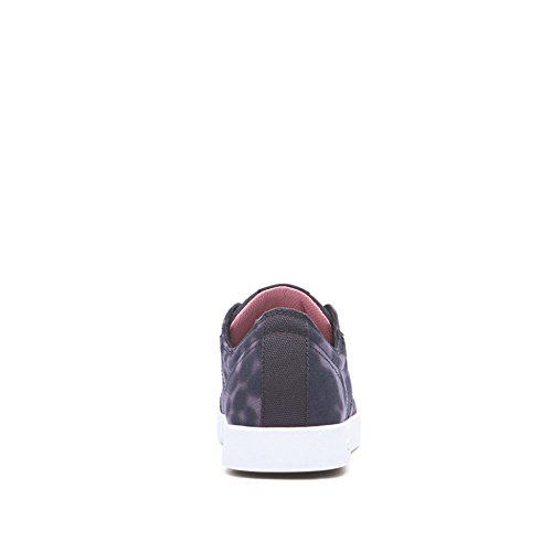 II White Black mode homme Baskets Stacks Supra Print qcp74Py