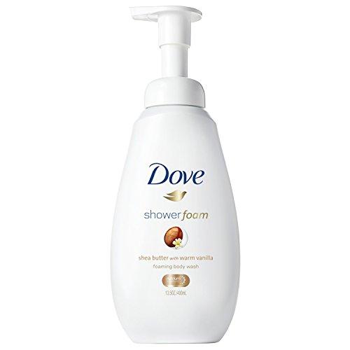 Dove Shower Foam Butter Vanilla