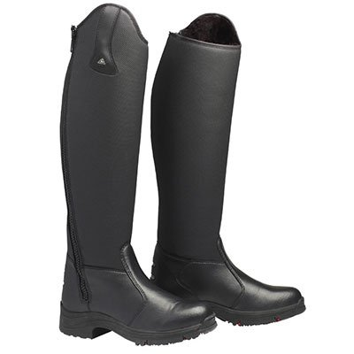 Mountain Horse Ladies Active Rider Boots 7W Black