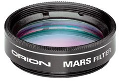 Orion 5599 1.25-Inch Mars Observation Eyepiece Filter
