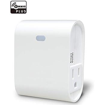 Ge Enbrighten Z Wave Plus Smart Outlet Receptacle Works