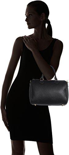 Nero Bag CTM in Women Italy Made Satchel Black Hand 100 30x23x18cm EvqvBrw