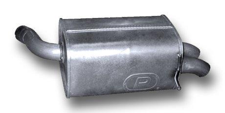 Polmo 32332 Exhaust Rear Silencer