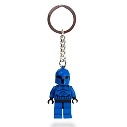 LEGO Star Wars Senate Commando Captain Key Chain 853040