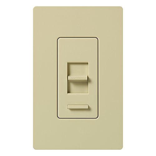 Lutron LGCL-153PLH-IV 150W Single-Pole/3way LED/CFL Dimmer, (Electronic Dimmer)