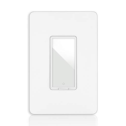 3 Way Smart Switch by Martin Jerry, Compatible with Alexa, Smart Home Devices Works with Google Home, 2.4G Wifi, No Hub, Works with Traditional 3-Way 4-Way Light Switch