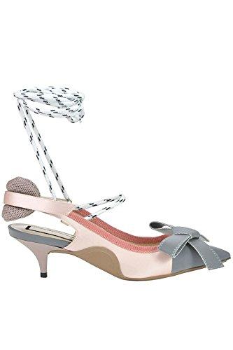 Talons MCGLCAT03124E À Chaussures Femme Multicolore N°21 Tissu w6A57