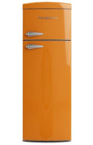 Bompani BODP281/A nevera y congelador Independiente Naranja 311 L ...