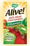 Alive! Fruit Source Vitamin C 120 Vegetarian Capsules
