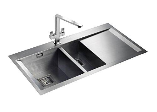(Rangemaster SN9952R/ Senator Kitchen Sink, Stainless)