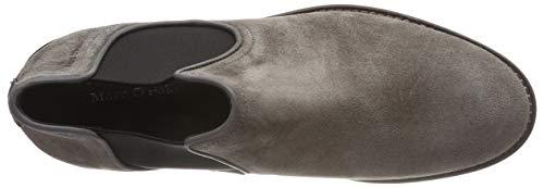 Grey 930 Marc O'Polo Boots Dark Femme Chelsea Grau nA1nqOH