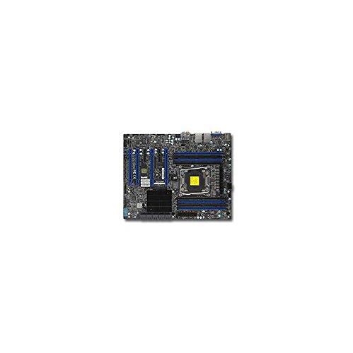 - Supermicro LGA2011, Intel C612, DDR4, SATA3 & USB3.0, A & 2GbE, ATX Server Motherboard X10SRA-O
