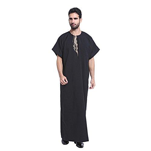 long black muslim dress - 9
