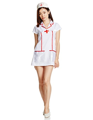 Nurse Costume - Teen/Women's STD Size ()