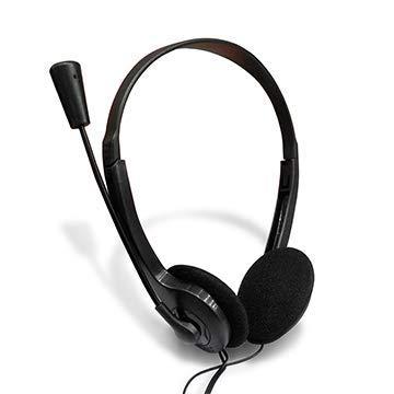 Fone Ouvido com Microfone, C3TECH, 410021000000, Preto