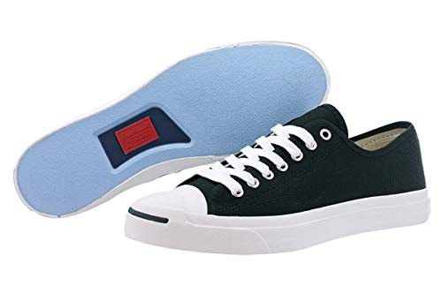 Converse Mens Jack Purcell Cp Ox Black/white 1q699, used for sale  Delivered anywhere in USA