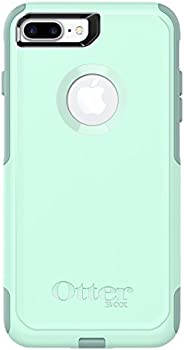 Otterbox Commuter Series Case for  Iphone 8 Plus & Iphone 7 Plus  - Retail Packaging - Ocean Way (Aqua Sai