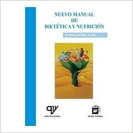 Nuevo Manual De Dietetica Y Nutricion. Precio En Dolares ...