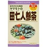 山本漢方(ヤマモトカンポウ) 山本漢方製薬 田七人参茶 8g×24包