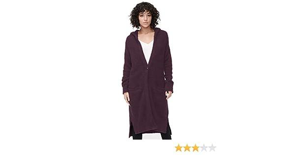 5c8991c7925 Judith Knit Plush Long Cardigan at Amazon Women's Clothing store: