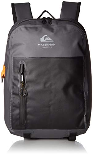 (Quiksilver Waterman Men's Rapid Tech Backpack, black, 1SZ)