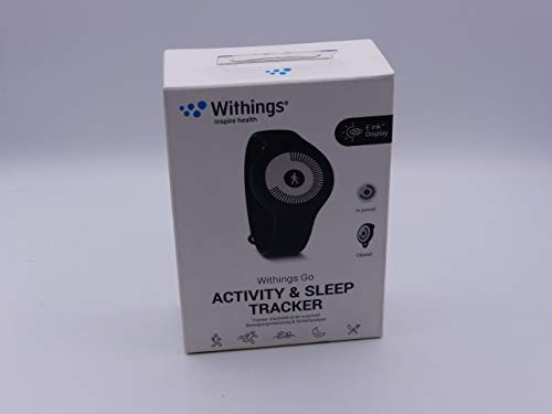 Withings Go - Activity and Sleep Tracker, Black