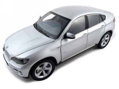 京商 1/18 BMW X6 Xドライブ50i シルバー K08761S 完成品 B0029T4BSM