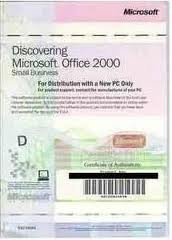Microsoft Office 2000 Small Business
