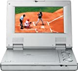 Element 7' Portable DVD Player Silver E700PD