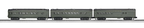 Pennsylvania Flyer Train Set (Lionel Pullman Passenger Expansion Pack)