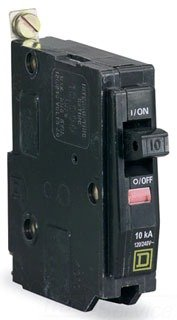 Schneider Electric/Square D QOB120VH Bolt-On Circuit Breaker 20 Amp