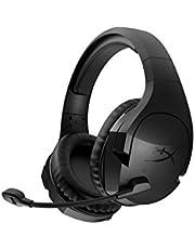 HyperX HX-HSCSW2-BK/WW Cloud Stinger Wireless - Wireless Kabelgebundenes Gaming Kopfhörer für PC, schwarz