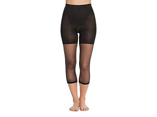 (Spanx Women's Power Capri - C - Black)
